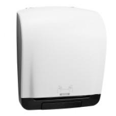 Диспенсер-раздатчик для рулонных полотенец Katrin Inclusive System (белый) 90045