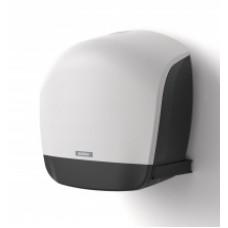 Диспенсер-раздатчик туалетной бумаги Katrin Gigant S Inclusive (в рулонах, белый) 90069