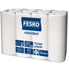 Туалетная бумага FESKO Standard S