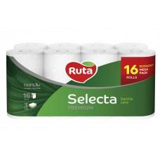 Косметичні серветки RUTA 80 листів у кубі