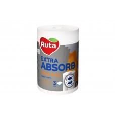 Бумажное полотенце RUTA Extra Absorb Mega roll
