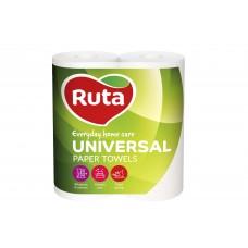 Бумажные полотенца RUTA Universal