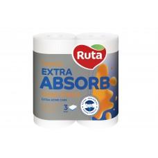 Бумажные полотенца RUTA Extra Absorb