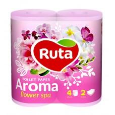Туалетная бумага RUTA Aroma