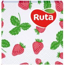 Салфетки RUTA Double Luxe в ассортименте