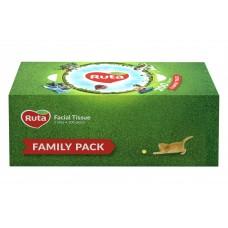 Косметичні серветки Ruta Family Pack 200 листів у пеналі