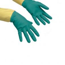Усиленные резиновые перчатки (L) Vileda prof.(120269)