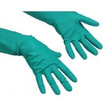 Универсальные резиновые перчатки (L) Vileda prof. (100802)