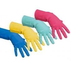 Многоцелевые резиновые перчатки (L) Vileda prof.(100754;100751)