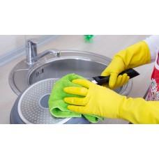 """Рідкий лужний засіб  для видалення складних жирових забруднень та пригарів """"GRIL"""""""